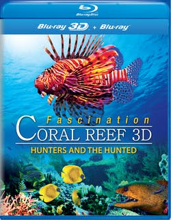 Fascination: Coral Reef 3D - Hunters and the Hunted [Blu-ray]
