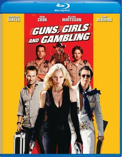 Guns, Girls and Gambling [Blu-ray]