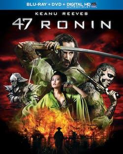 47 Ronin (DVD) [Blu-ray]