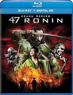 47 Ronin (Digital) [Blu-ray]