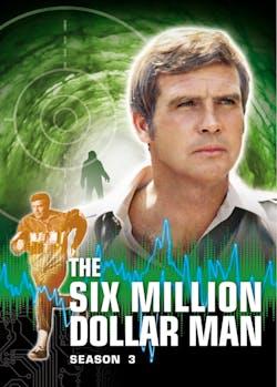 The Six Million Dollar Man: Season 3 [DVD]