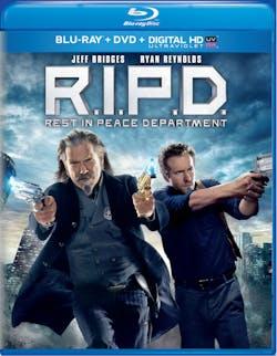 R.I.P.D. (DVD) [Blu-ray]