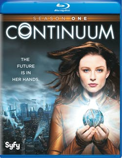 Continuum: Season One [Blu-ray]