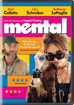 Mental [DVD]