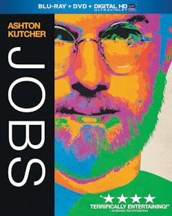 Jobs (DVD + Digital + Ultraviolet) [Blu-ray]