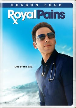Royal Pains: Season Four [DVD]