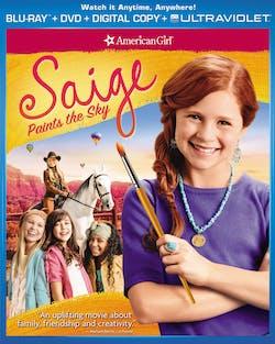 American Girl: Saige Paints the Sky (DVD + Digital + Ultraviolet) [Blu-ray]