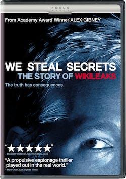 We Steal Secrets - The Story of WikiLeaks [DVD]