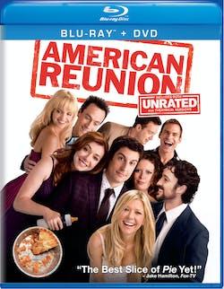 American Pie: Reunion (Unrated + DVD + Digital) [Blu-ray]