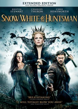 Snow White and the Huntsman (Extended Edition) [DVD]