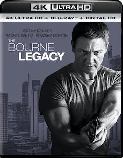 The Bourne Legacy (4K Ultra HD) [UHD]