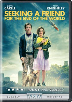 Seeking a Friend for the End of the World [DVD]