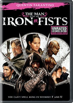 The Man With the Iron Fists [DVD]