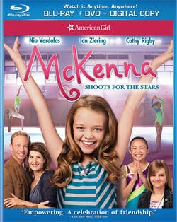 American Girl: Shooting for the Stars (DVD + Digital) [Blu-ray]