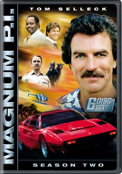Magnum PI: The Complete Second Season (Box Set) [DVD]