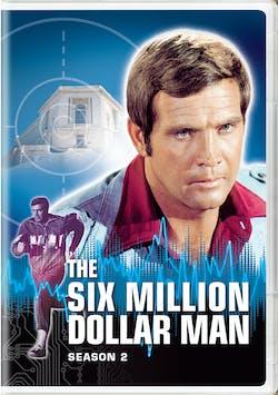 The Six Million Dollar Man: Season 2 [DVD]