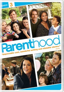 Parenthood: Season 3 [DVD]