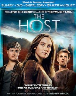 The Host (DVD + Digital) [Blu-ray]