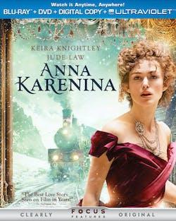 Anna Karenina (DVD + Digital + Ultraviolet) [Blu-ray]