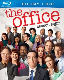 The Office: An American Workplace: Season 8 (Combo Pack) [Blu-ray]