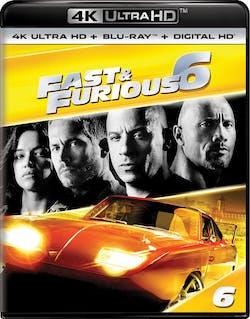Fast & Furious 6 (4K Ultra HD) [UHD]