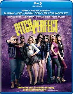 Pitch Perfect (DVD) [Blu-ray]