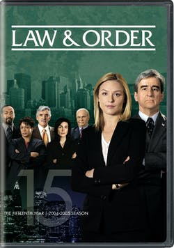 Law & Order: The Fifteenth Year [DVD]