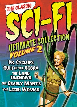 The Classic Sci-Fi Ultimate Collection: Volume 2 (Box Set) [DVD]