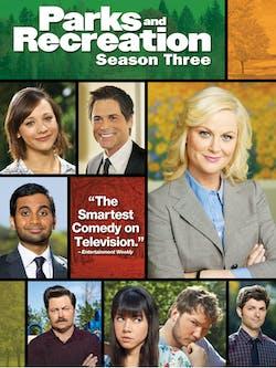 Parks and Recreation: Season Three [DVD]