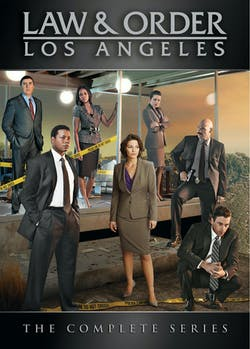 Law & Order: Los Angeles - The Complete Series [DVD]