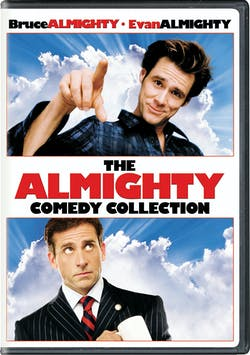 The Almighty Comedy Collection [DVD]