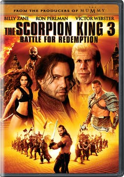 The Scorpion King 3 - Battle for Redemption [DVD]