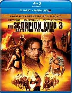 The Scorpion King 3 - Battle for Redemption [Blu-ray]