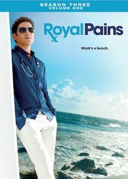 Royal Pains: Season Three - Volume One [DVD]