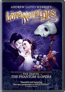 Andrew Lloyd Webber's Love Never Dies [DVD]