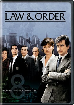 Law & Order: The Eighth Year (Box Set) [DVD]