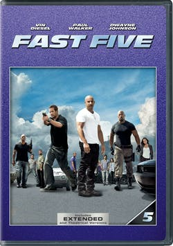 Fast & Furious 5 (Extended Edition) [DVD]