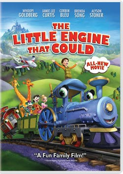 The Little Engine That Could [DVD]