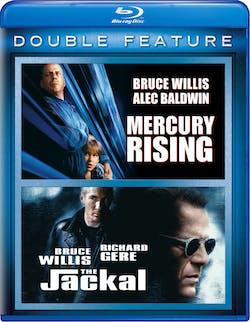 Mercury Rising/The Jackal [Blu-ray]