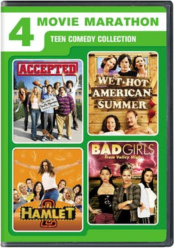 4 Movie Marathon: Teen Comedy Collection [DVD]