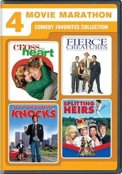 4 Movie Marathon: Comedy Favorites Collection [DVD]