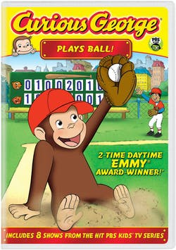 Curious George: Plays Ball! [DVD]