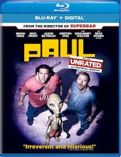 Paul (Digital) [Blu-ray]