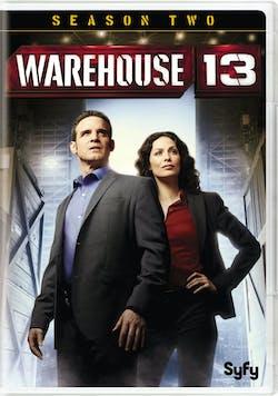 Warehouse 13: Season 2 [DVD]