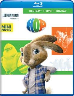 Hop (DVD + Digital) [Blu-ray]