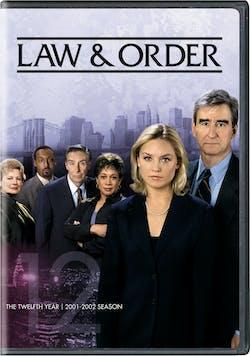 Law & Order: The Twelfth Year [DVD]