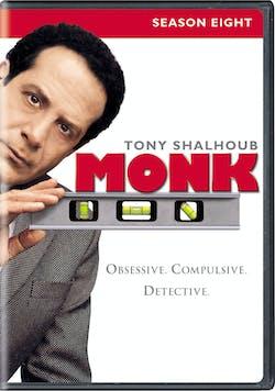 Monk: Season 8 [DVD]