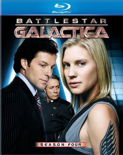 Battlestar Galactica: Season 4 [Blu-ray]