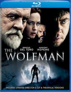 The Wolfman (2010) [Blu-ray]