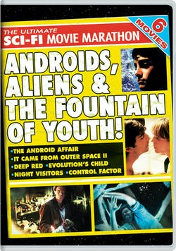 The Ultimate Sci-Fi Movie Marathon [DVD]